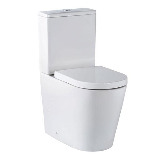 Toilet, Seima Modia Clean flush Rimless - Deluxe Seat Online at the Blue space