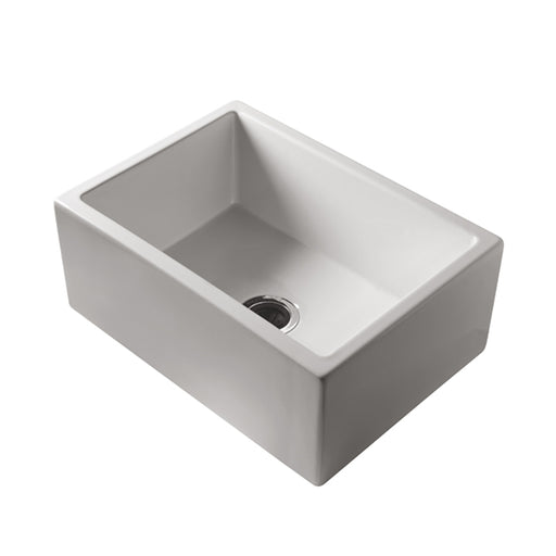 Turner Hastings Patri Original 75 x 46 Fine Fireclay Single Bowl Butler Sink - The Blue Space