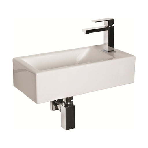 Turner Hastings Peak Compact Wall Hung Basin - The Blue Space