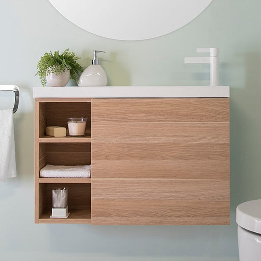 ADP Petite Shelf Vanity by ADP - The Blue Space