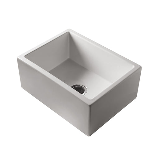 Turner Hastings Patri Original 60 x 46 Fine Fireclay Single Bowl Kitchen Sink - The Blue Space