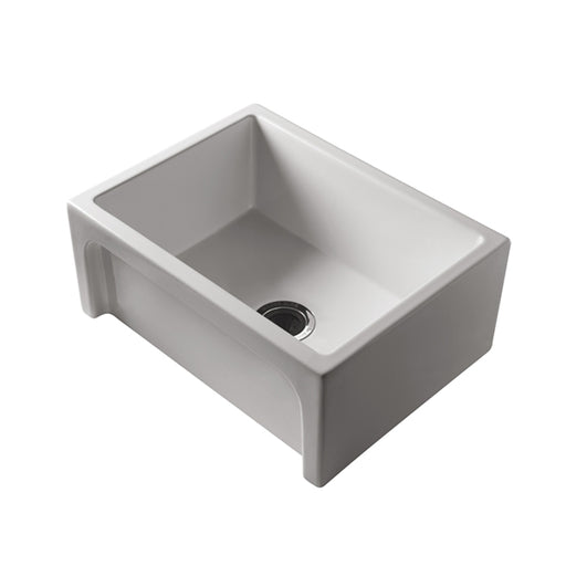 Turner Hastings Patri Farmhouse 60 x 46 Fine Fireclay Single Bowl Kitchen Sink at The Blue Space