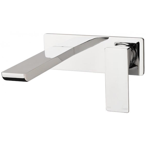 Phoenix Gloss Wall Basin/Bath Set - the blue space