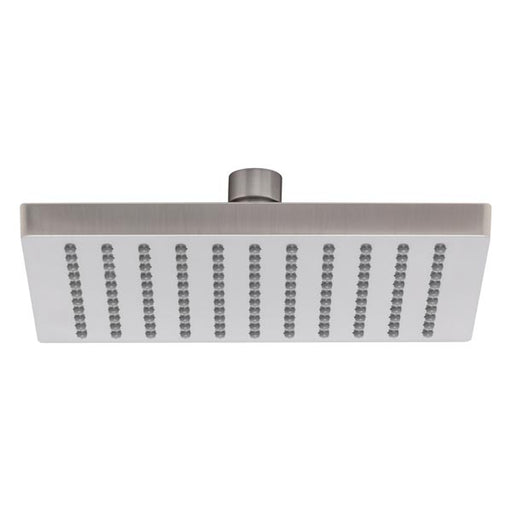 Phoenix Lexi Shower Rose Only 200mm Square - Brushed Nickel - the blue space