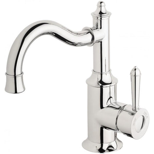 Phoenix Nostalgia Basin Mixer 160mm Shepherds Crook - Chrome - the blue space