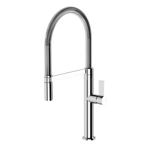 Phoenix Prize Flexible Coil Sink Mixer-Chrome - The Blue Space