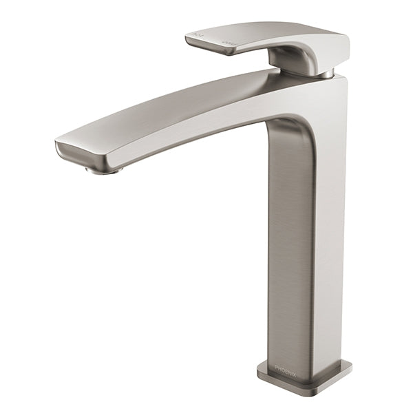 Phoenix Rush Sink Mixer-Brushed Nickel