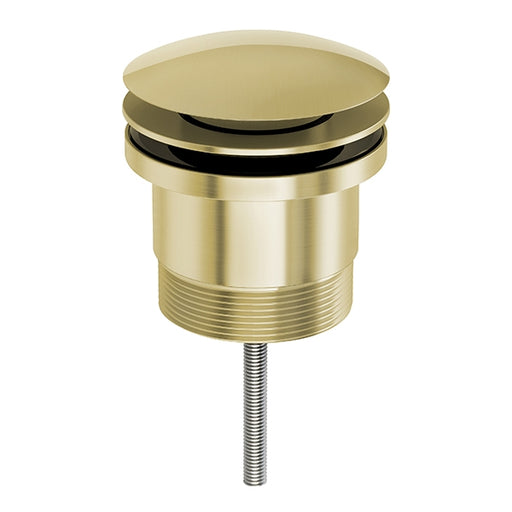 Phoenix Universal Pop-up Plug & Waste (40mm) - Brushed Gold