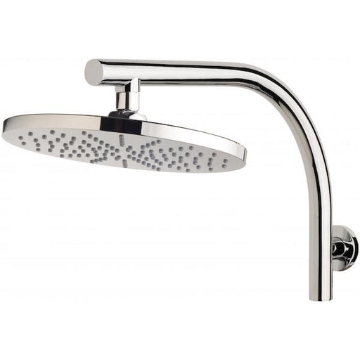 Phoenix Vivid Curved Shower Arm & 230mm Round Rose