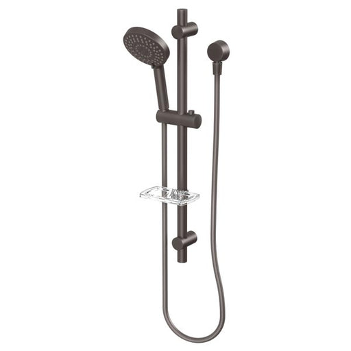Phoenix Vivid Rail Shower - Gun Metal