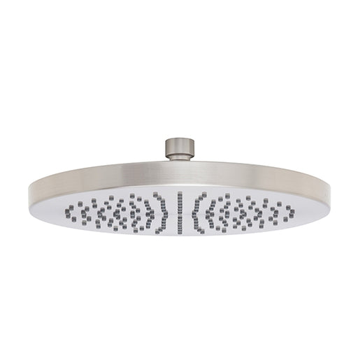 Phoenix Vivid Shower Rose 230mm Round - Brushed Nickel