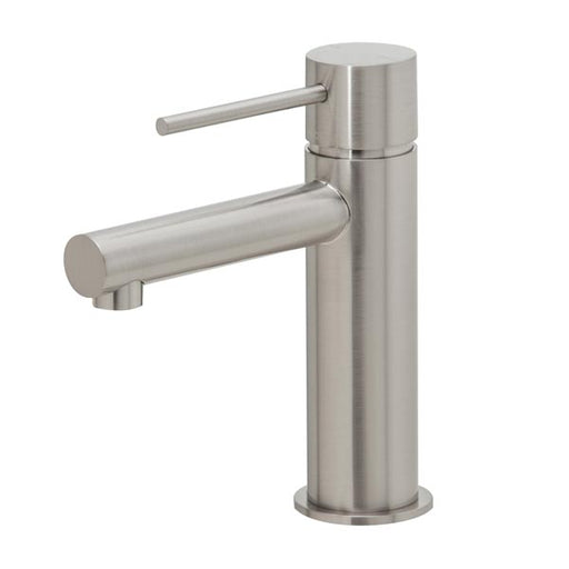 Phoenix Vivid Slimline Basin Mixer-Brushed Nickel