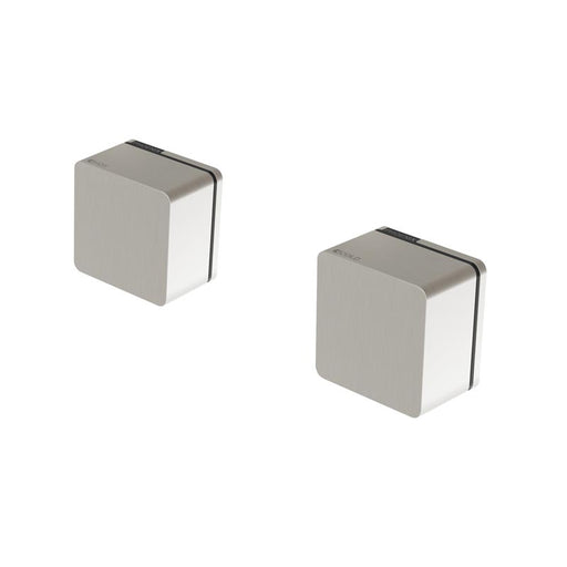 Phoenix Alia Wall Top Assemblies - Brushed Nickel