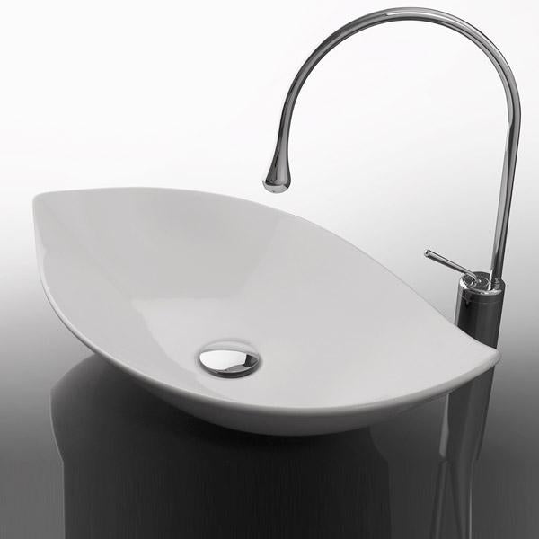 Studio Bagno Piroga Above Counter Basin