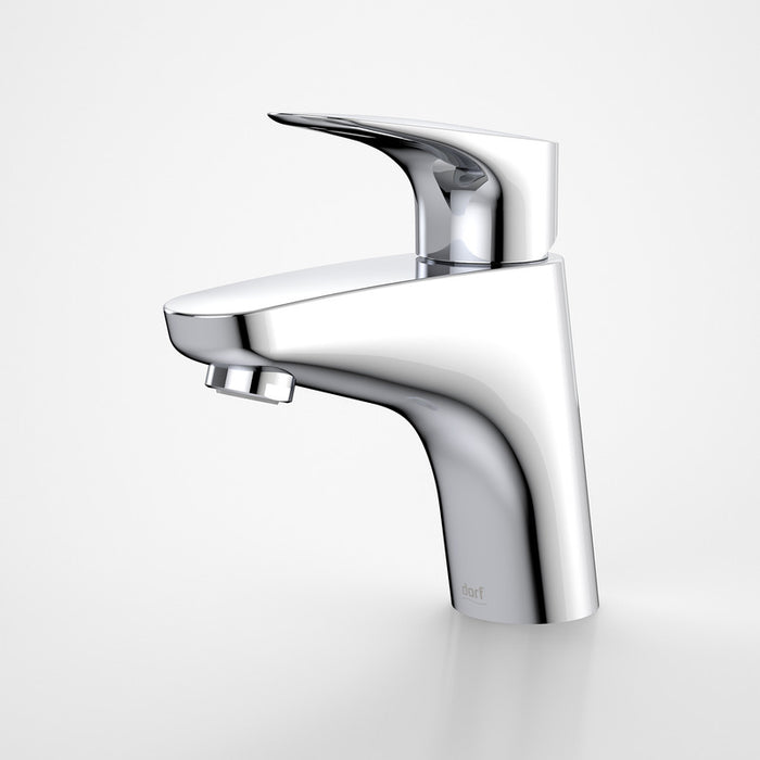 Dorf Flickmixer Plus Basin Mixer - chrome - the blue space