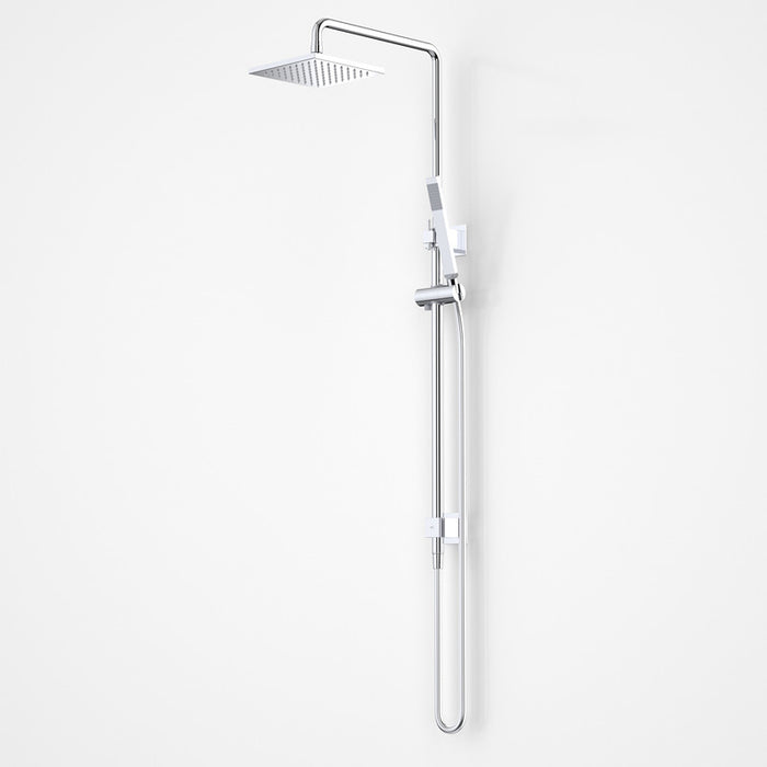 Dorf Jovian Rail Shower with Overhead - The Blue Space