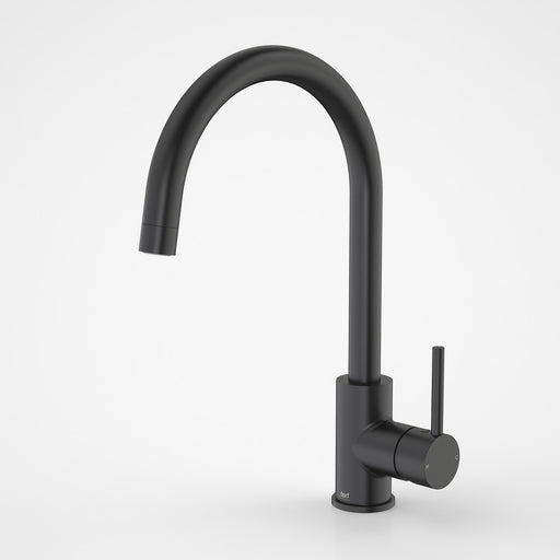 Dorf Poseidon Sink Mixer-Matte Black - The Blue Space