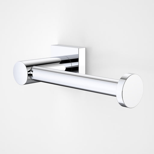 Dorf Enix Toilet Roll Holder chrome - the blue space