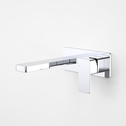 Dorf Epic Platemount Wall Basin/Bath Mixer chrome - the blue space