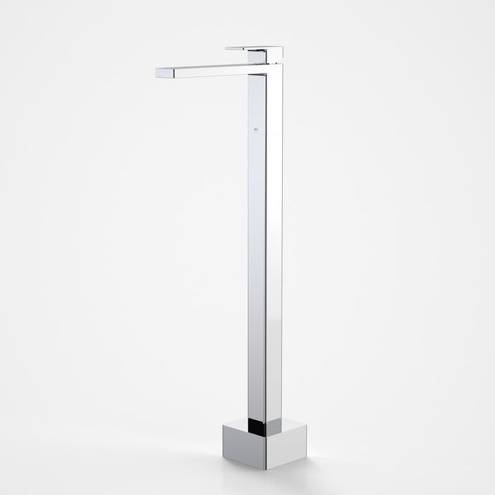 Dorf Epic Freestanding Bath Filler chrome - the blue space