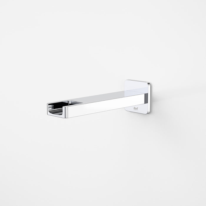 Dorf Epic Cascade Wall Basin Outlet 170mm