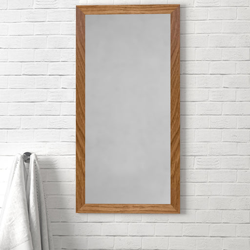 Rifco Aspen Timber Mirror 1000mm x 500mm at The Blue Space
