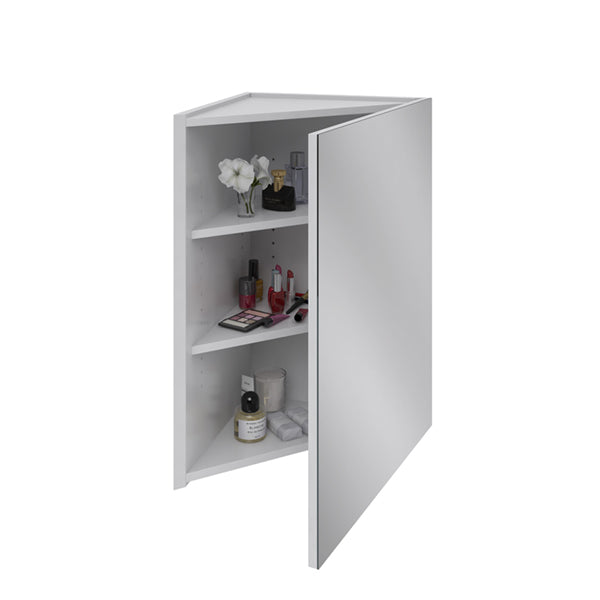 Rifco Corner Mirror Bathroom Cabinet At The Blue Space