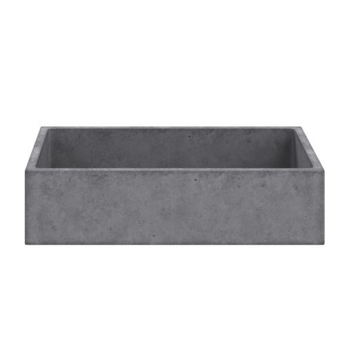 Rifco Horizon Concrete Above Counter Basin - Grey at The Blue Space