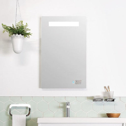 ADP Ritz Mirror with Built-in FM Radio and Speakers by ADP - The Blue Space