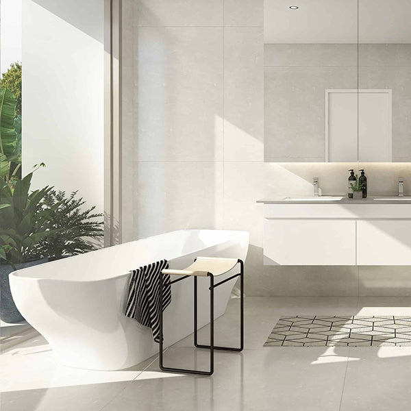 Seima Liadi Freestanding Bath in Luxury Bathroom Online at The Blue Space