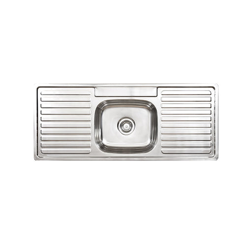Seima Acero Classic Double Drainer Kitchen Sink