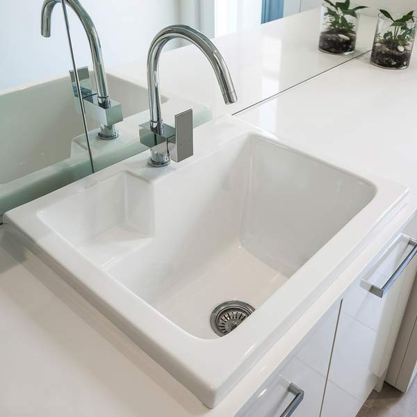 Buy Seima Eva Ceramic Laundry Sink Online At The Blue Space