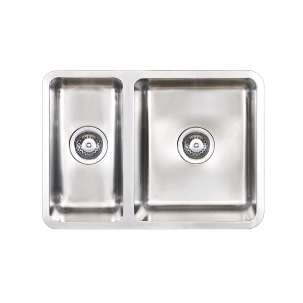 Seima Kubic 1.5 Bowl Undermount/Overmount Kitchen Sink