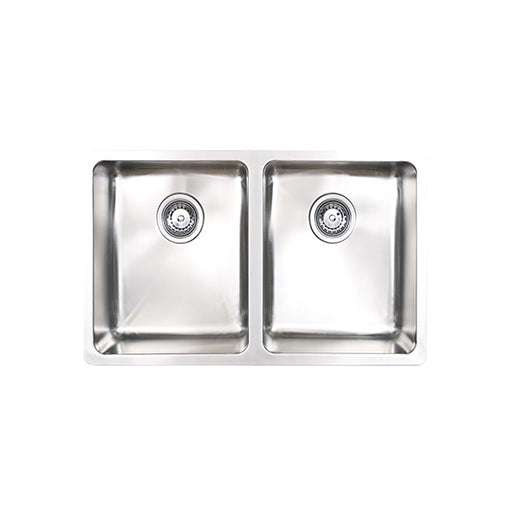 Seima Kubic Double Bowl Inset/Undermount Kitchen Sink