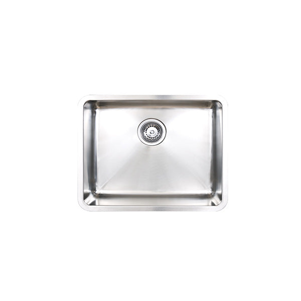 Seima Kubic Single Bowl Large Square Inset/Undermount Kitchen Sink