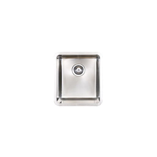 Seima Kubic Single Square Bowl Inset/Undermount Kitchen Sink