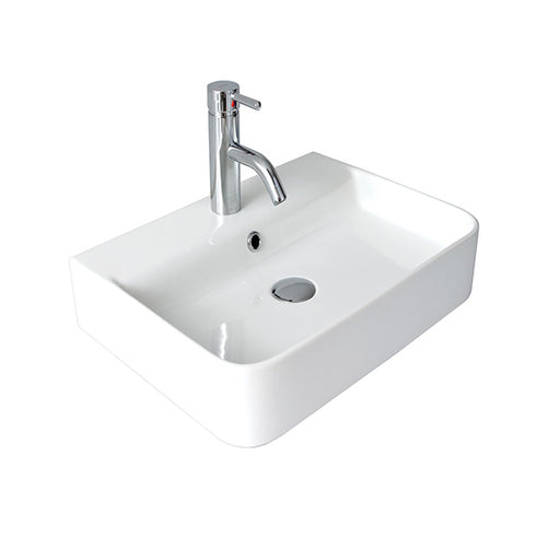 Seima Plati Rectangular Above Counter Basin