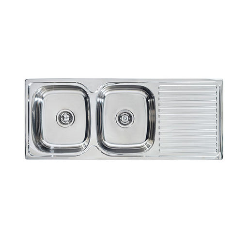 Seima Acero Classic Double Kitchen Sink