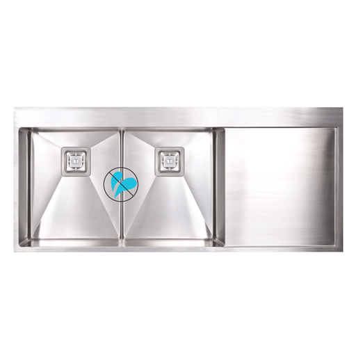 Seima Tetra Pro Blade Double Abovemount/Undermount Kitchen Sink
