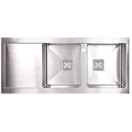 Seima Tetra Pro Double Inset/Undermount Kitchen Sink