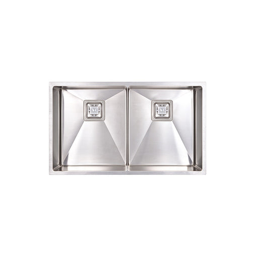 Seima Tetra Pro Blade Double Inset/Overmount Kitchen Sink