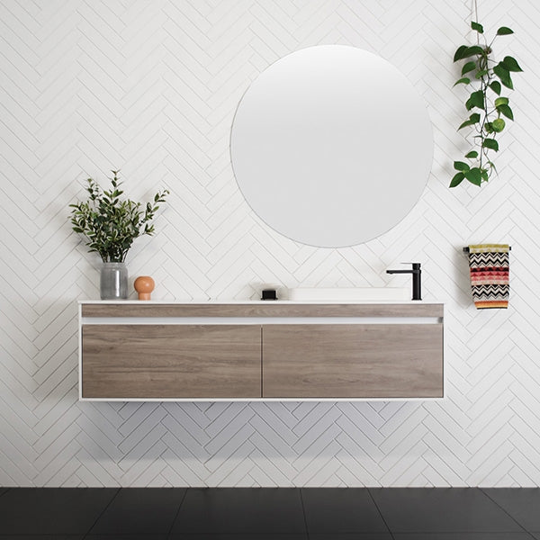 ADP Simplicity Ensuite Vanity 900mm - 1800mm by ADP - The Blue Space
