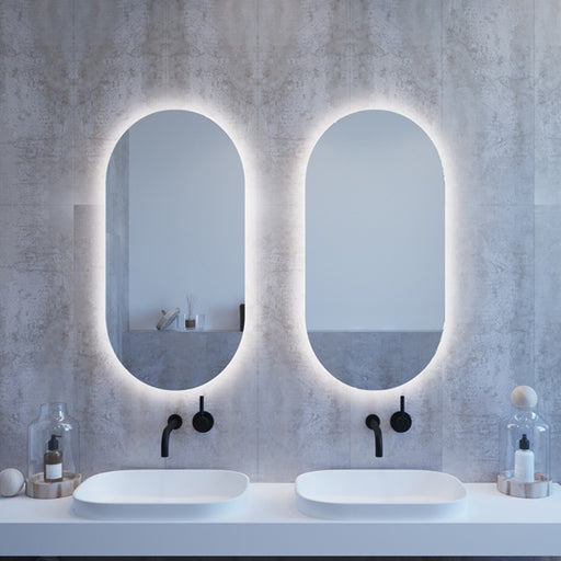 Thermogroup Ablaze Premium SO Range Back-Lit Mirror online at The Blue Space