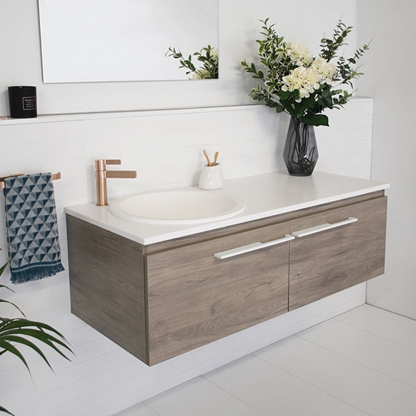 ADP Stealth Vanity 900mm - 1800mm by ADP - The Blue Space
