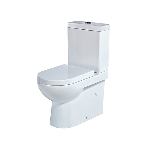 Seima Maxim II Wall Faced Toilet Suite - Standard Seat