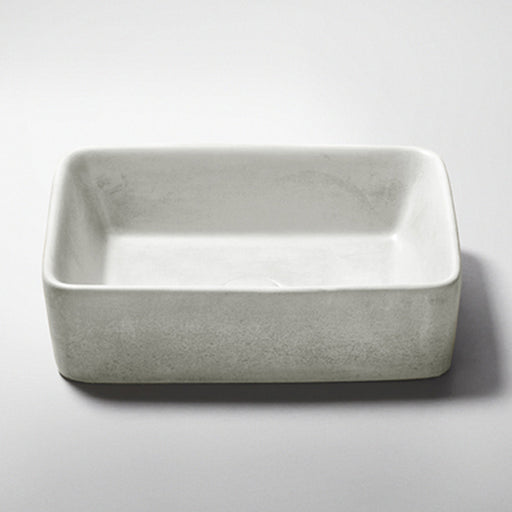Studio Bagno Tundra NeuCrete Concrete Basin - Original online at The Blue Space
