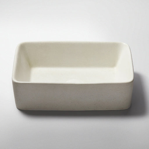 Studio Bagno Tundra NeuCrete Concrete Basin - Pumice White online at The Blue Space