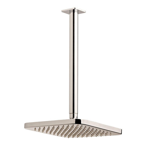 Sussex Suba Vertical Shower Arm 300mm with 220mm Head Online at The Blue Space