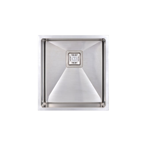 Seima Tetra Pro Single Square Bowl Inset/Overmount Kitchen Sink