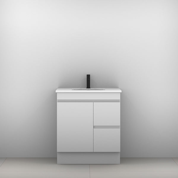 ADP Palm Vanity with Kickboard 750mm - The Blue Space